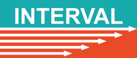 "Interval Study logo, including the words ""Interval"""